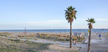Apartamento en alquiler 1ª linea de mar Castelldefels – Ref. CS001203EA