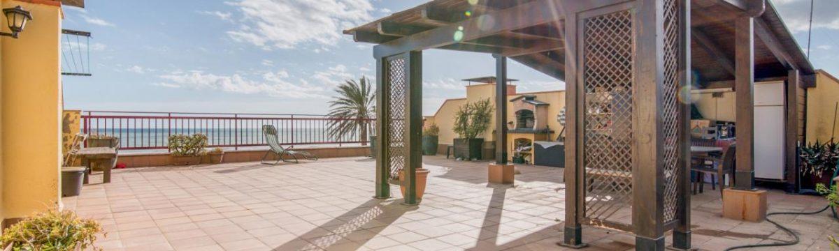 Atico en venta en Paseo Marítimo de Castelldefels – Ref. CS001292EA